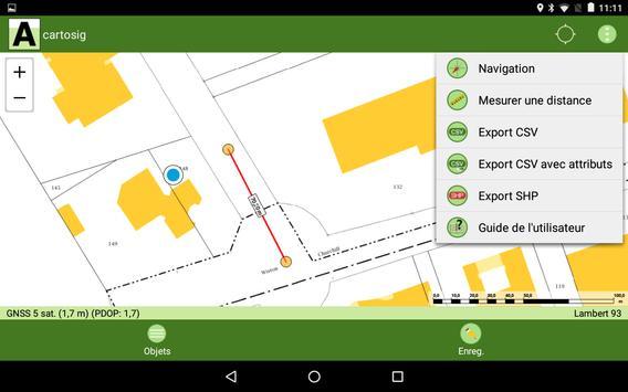 ArpentGIS screenshot 10