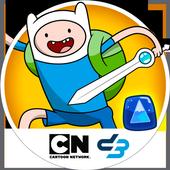 Adventure Time Puzzle Quest icon