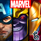 Marvel Puzzle Quest أيقونة