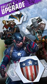 Marvel Puzzle Quest الملصق