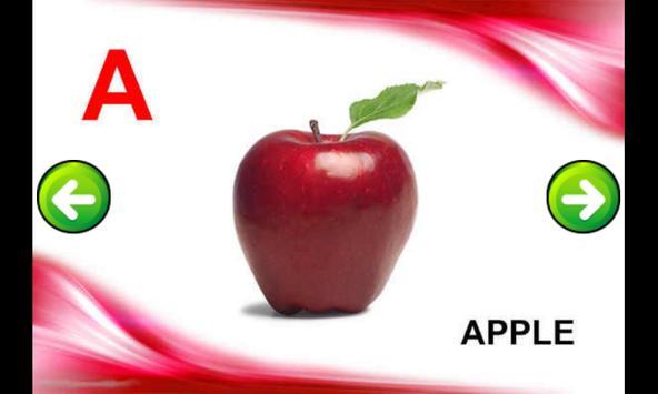 Learn Alphabets apk screenshot