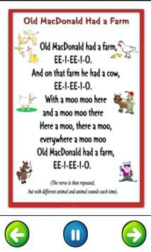 Top 20 Nursery Rhymes For Kids Apk Screenshot