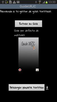 GuideURJC poster