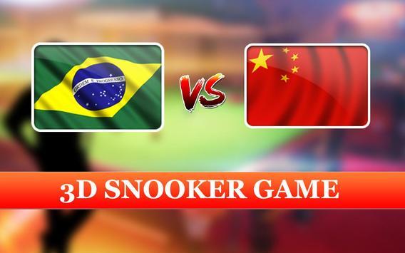 international Snooker pool 3D screenshot 2