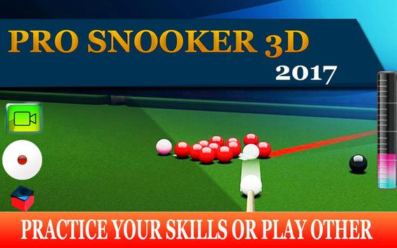 international Snooker pool 3D screenshot 4