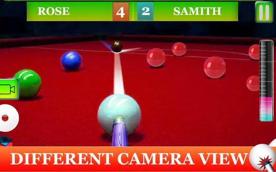 international Snooker pool 3D screenshot 5