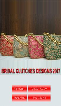 Bridal Clutches Designs 2018 poster