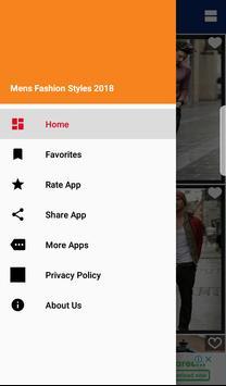 Mens Fashion 2018 screenshot 3