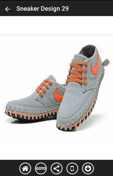 Men Sneakers Designs apk screenshot