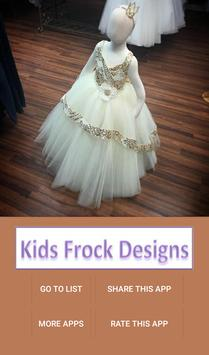 Baby Girl Frocks 2017 poster