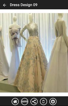 Girls Long Dresses apk screenshot