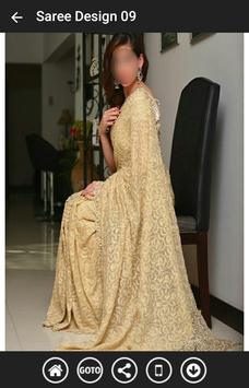 Indian Saree Designs 2017 screenshot 3