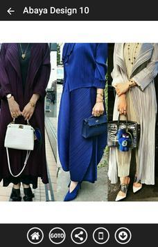 Latest abaya Designs apk screenshot