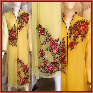Embroidery Dress screenshot 3