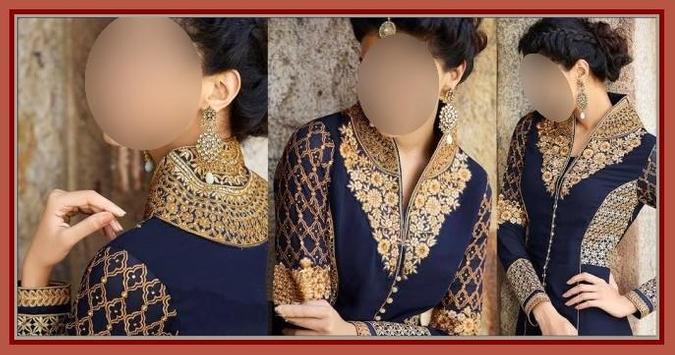 Embroidery Dress screenshot 1