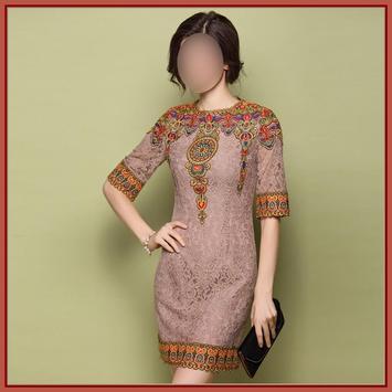 Embroidery Dress screenshot 7