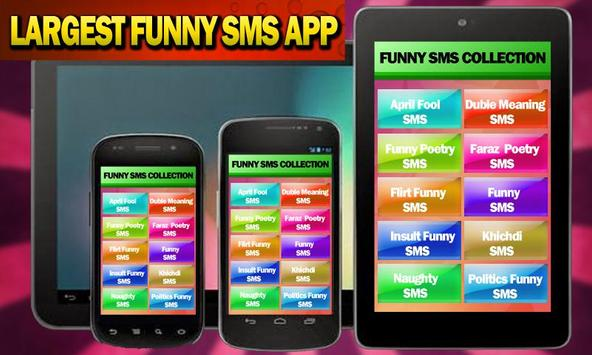 Funny Sms collection 2017 1 2 (Android) - Download APK
