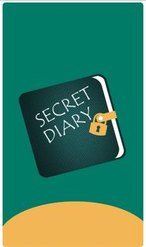 Personal Secret Diary poster