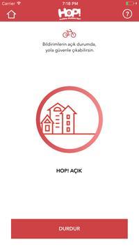 HOP! - Trafikte Bisiklet Var! apk screenshot