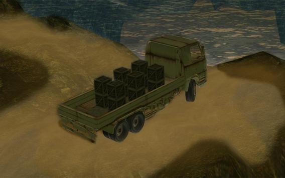 Cargo Truck Simulator 2017 screenshot 3