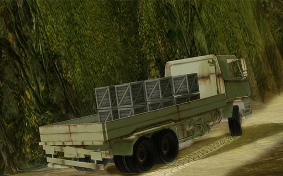 Cargo Truck Simulator 2017 apk screenshot