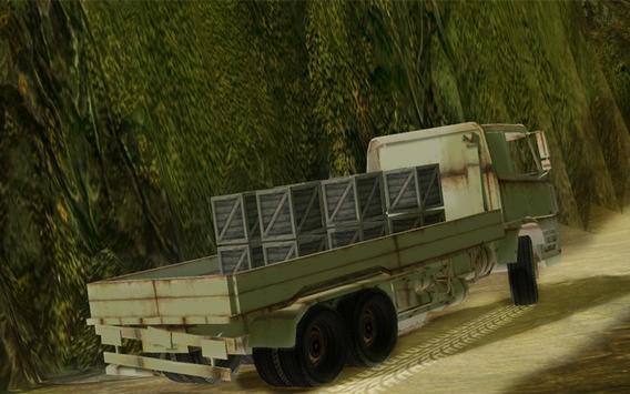Cargo Truck Simulator 2017 screenshot 1