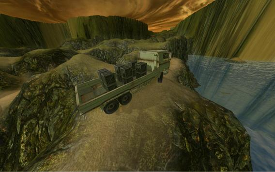 Cargo Truck Simulator 2017 screenshot 4