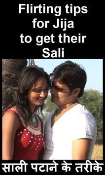 Flirting tips with Saali apk screenshot