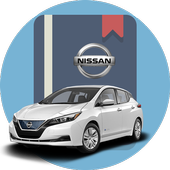 Owners Manual For Nissan Leaf 2018 icon