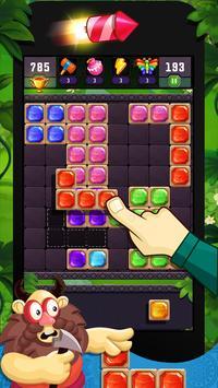 Classic Block Puzzle jewel Brick Blitz screenshot 10