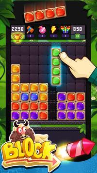 Classic Block Puzzle jewel Brick Blitz screenshot 12