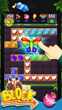 Classic Block Puzzle jewel Brick Blitz screenshot 4