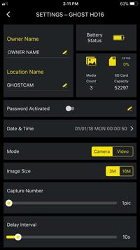 HAWK SYNC screenshot 2
