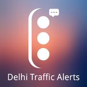 Delhi Traffic Alerts icon