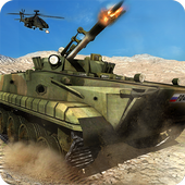 Army Tank Battle Commander WW2 icon