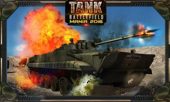 Army Tank Battle Commander WW2 poster