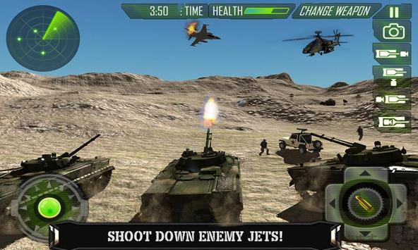 Army Tank Battle Commander WW2 apk screenshot