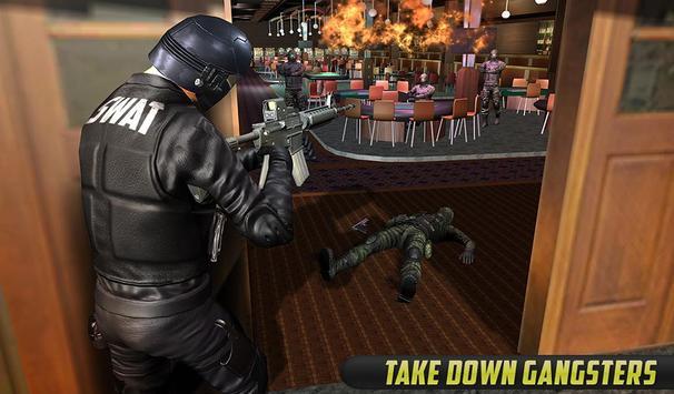 SWAT Team Strike Vegas Casino screenshot 7