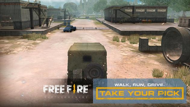 Free Fire screenshot 4
