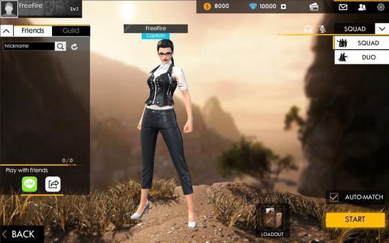 Free Fire imagem de tela 7