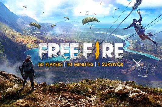 Garena Free Fire Poster
