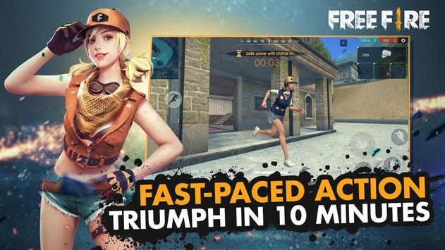 Garena Free Fire screenshot 13