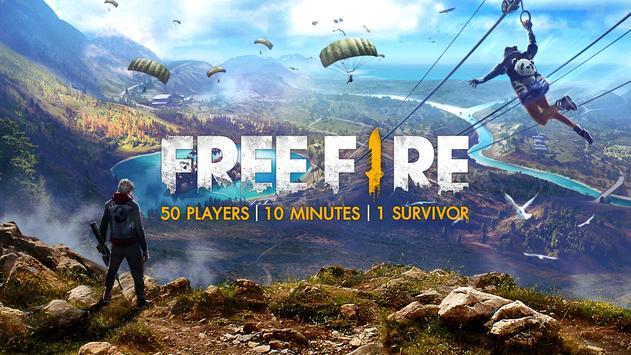 Garena Free Fire captura de pantalla 10