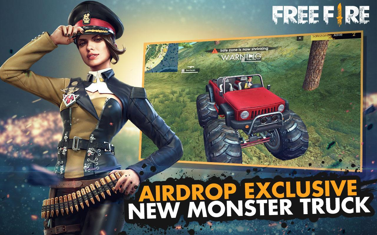 Free Fire Graphics: Garena Free Fire For Android
