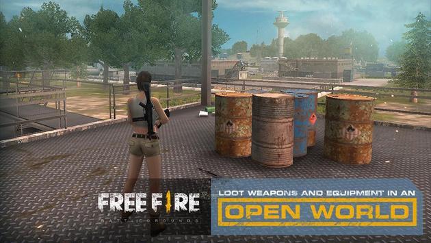 Free Fire screenshot 2