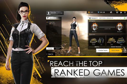 Garena Free Fire captura de pantalla 3