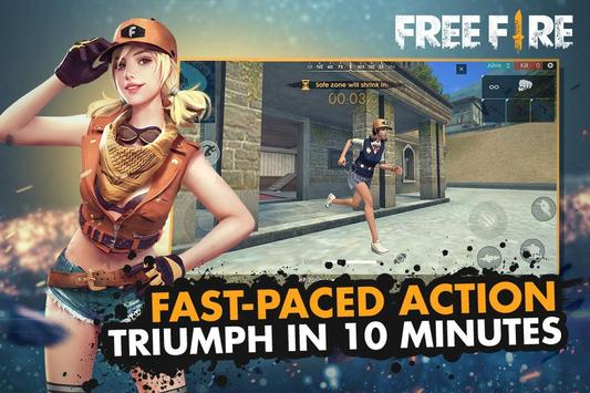 Garena Free Fire screenshot 3