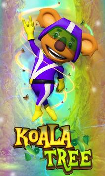 Koala Tree- Epic Run & Jumping apk screenshot
