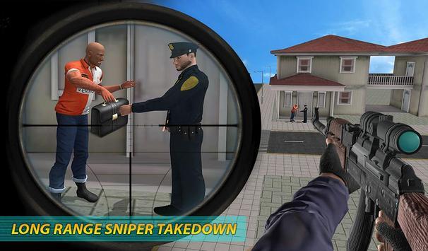 Mafia Crime City Police Squad apk screenshot