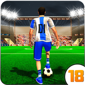 Real Football WC 2018 Dream League Soccer Stars simgesi